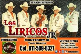 LOS LIRICOS JR.