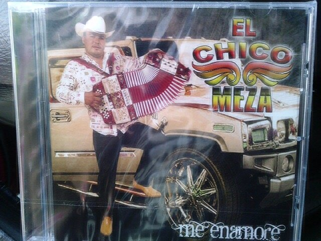 Chico Meza Disco