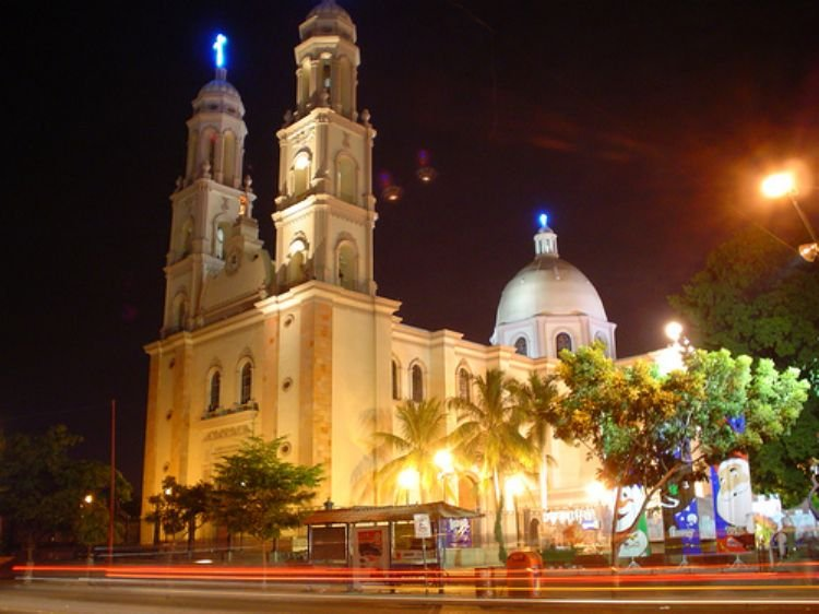 LA HERMOSA CATEDRAL DE CULIACAN