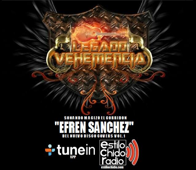 """PIDAN """"EFREN SANCHEZ"""" EN ESTILO CHIDO RADIO"""