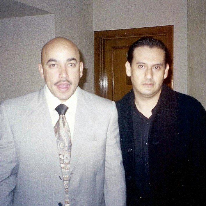 Con Lupillo Rivera En unos Premios..!!