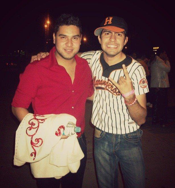 Hector Espinoza & Alan (Banda Ms)